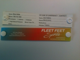 b70f4f05ed Shoe ID Submission Form - Fleet Feet Sports Winston-Salem